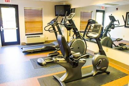 Fitness Facility | Holiday Inn Express Hotel & Suites Morehead Cty