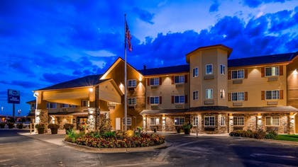 Exterior | Best Western Old Mill Inn