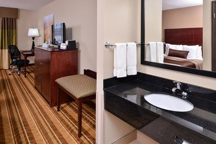 In-Room Amenity | Best Western Old Mill Inn