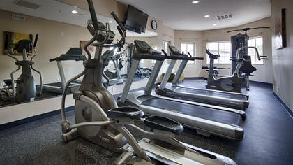 Fitness Facility | Best Western Old Mill Inn