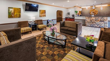 Lobby | Best Western Old Mill Inn