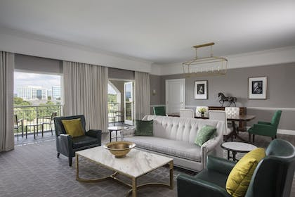 | Presidential Suite, 1 Bedroom, Balcony, Golf View | The Ballantyne, A Luxury Collection Hotel, Charlotte
