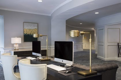 Business Center | The Ballantyne, A Luxury Collection Hotel, Charlotte