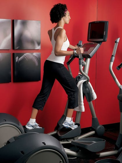 Fitness Facility | Country Inn & Suites by Radisson, Bloomington-Normal Airport, IL