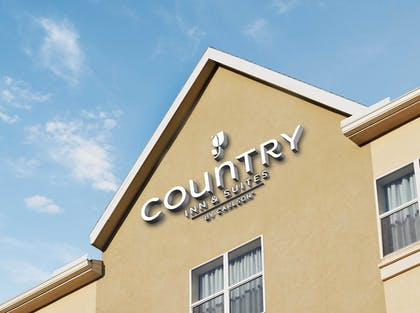 Hotel Front | Country Inn & Suites by Radisson, Bloomington-Normal Airport, IL
