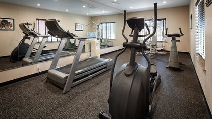 Fitness Facility | Best Western Plus Gateway Inn & Suites