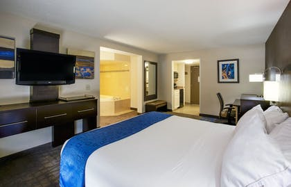 Guestroom   Holiday Inn Express Hotel & Suites Meadowlands Area