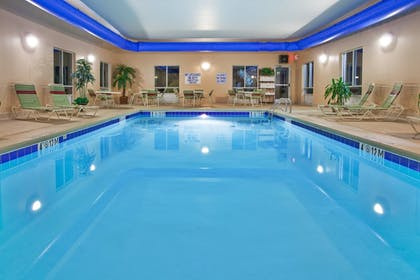 Pool | Holiday Inn Express Hotel & Suites Greenville