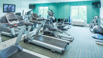 Fitness Facility | Holiday Inn Express Hotel & Suites Greenville