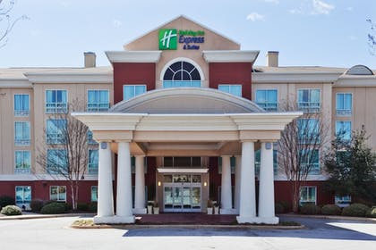 Exterior | Holiday Inn Express Hotel & Suites Greenville