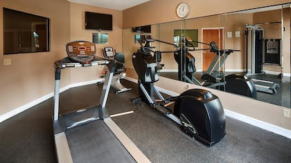 Fitness Facility | Best Western Port Lavaca Inn