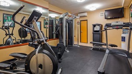 Fitness Facility | Best Western Plus Vancouver Mall Dr. Hotel & Suites