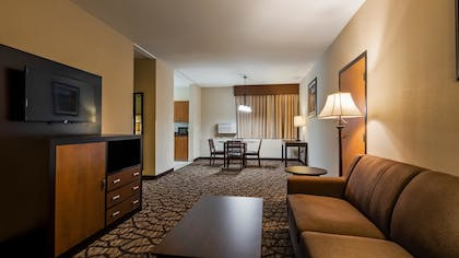 In-Room Amenity | Best Western Plus Vancouver Mall Dr. Hotel & Suites