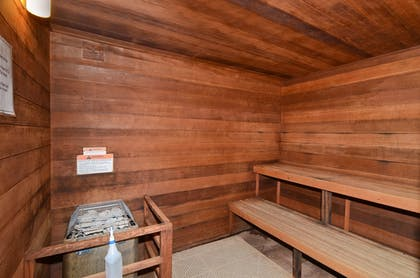 Sauna | Best Western Plus Vancouver Mall Dr. Hotel & Suites