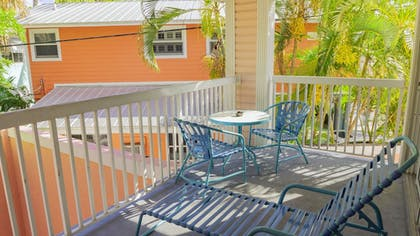 Terrace/Patio | The Lighthouse Resort Inn & Suites