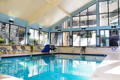 Indoor Pool | Gatlinburg Town Square by Exploria Resorts