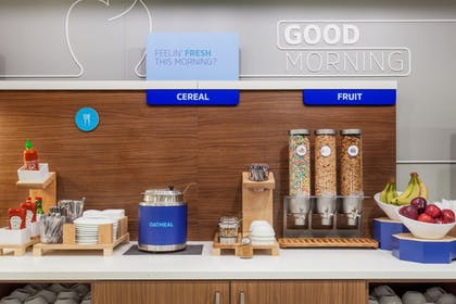 Breakfast buffet | Holiday Inn Express And Suites