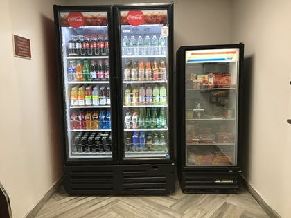 Vending Machine | CrestHill Suites SUNY University Albany