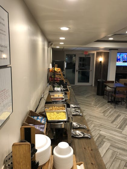 Buffet | CrestHill Suites SUNY University Albany