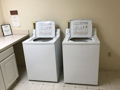 Laundry Room | CrestHill Suites SUNY University Albany