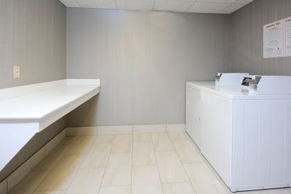 Laundry Room | Holiday Inn Express Hotel and Suites Research Triangle Park