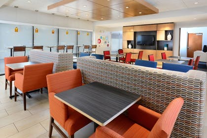 Breakfast Area | Holiday Inn Express Hotel and Suites Research Triangle Park