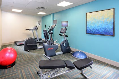 Fitness Facility | Holiday Inn Express Hotel and Suites Research Triangle Park