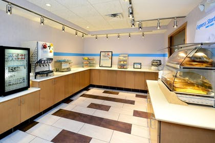 Breakfast buffet | Holiday Inn Express Hotel and Suites Research Triangle Park