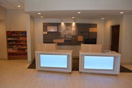 Interior Entrance | Holiday Inn Express & Suites Waterville - North