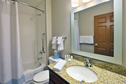 Bathroom | TownePlace Suites Detroit Sterling Heights