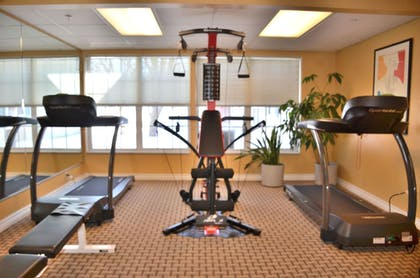 Fitness Facility | Cresthill Suites Syracuse