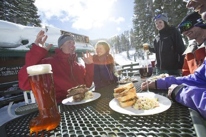 Food and Drink   The Village at Squaw Valley