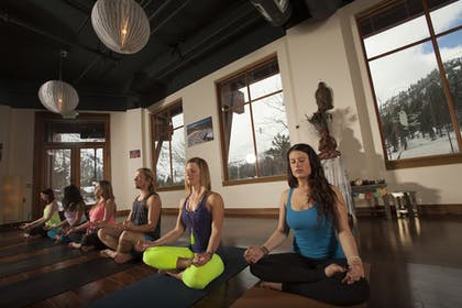 Yoga   The Village at Squaw Valley
