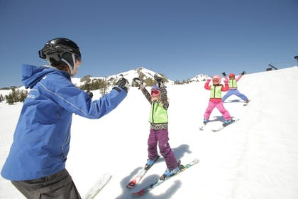 Snow and Ski Sports   The Village at Squaw Valley