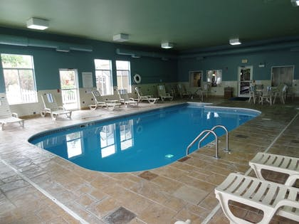 Pool | Holiday Inn Express Hotel & Suites Columbus-Groveport