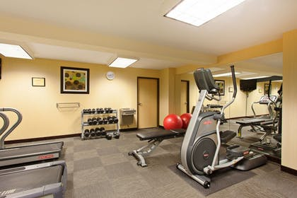 Fitness Facility | Holiday Inn Seattle Downtown