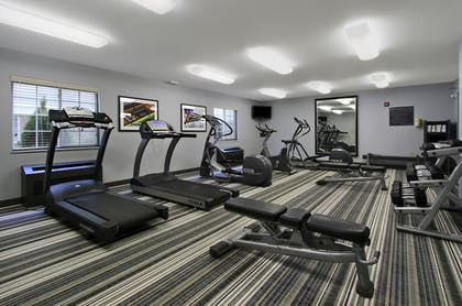 Fitness Facility | Candlewood Suites Rogers / Bentonville