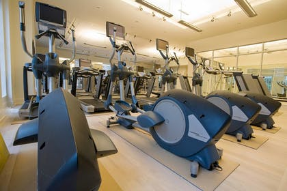 Fitness Facility | Williamsburg Lodge, Autograph Collection