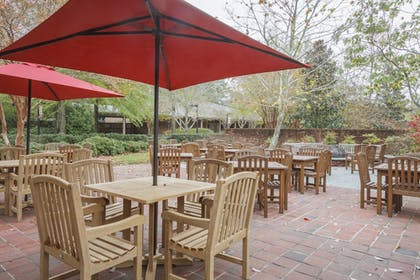 Balcony View | Woodlands Hotel & Suites - A Colonial Williamsburg Hotel