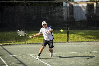 Tennis Court | Woodlands Hotel & Suites - A Colonial Williamsburg Hotel