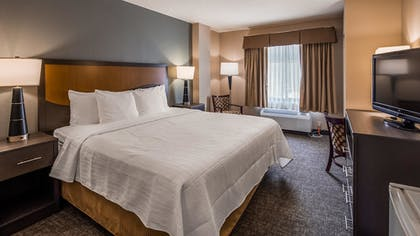 Guestroom | SureStay Plus Hotel by Best Western Houston Medical Center