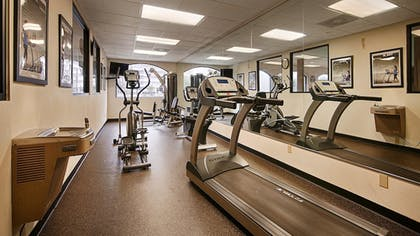 Fitness Facility | SureStay Plus Hotel by Best Western Houston Medical Center