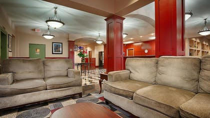 Lobby | SureStay Plus Hotel by Best Western Houston Medical Center