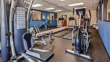 Gym | SureStay Plus Hotel by Best Western Houston Medical Center