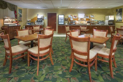 Breakfast Area | Holiday Inn Express & Suites Gahanna/Columbus Airport E