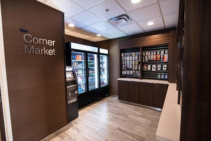 Snack Bar | Fairfield Inn and Suites by Marriott Atlanta Airport North