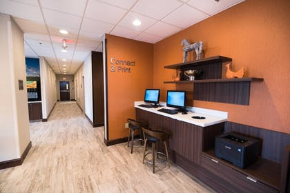 Business Center | Fairfield Inn and Suites by Marriott Atlanta Airport North