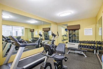 Fitness Facility | Holiday Inn Express Hotel & Suites Brattleboro