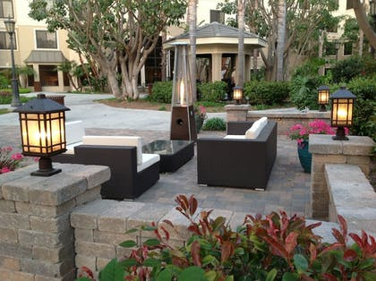 Terrace/Patio | Staybridge Suites Anaheim-Resort Area