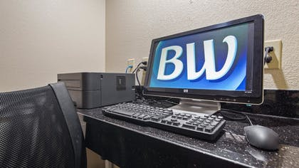 Business Center | Best Western Governors Inn & Suites